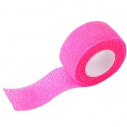 Bandaż kosmetyczny ochronny różowy