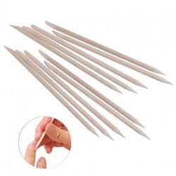 Patyczki do manicure krótkie 140 - 10szt