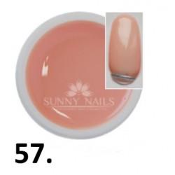 Żel kolorowy (57) Sunny Nails