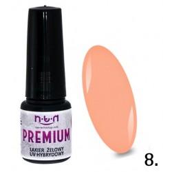 07. NTN Lakier żelowy UV - PREMIUM 6ml