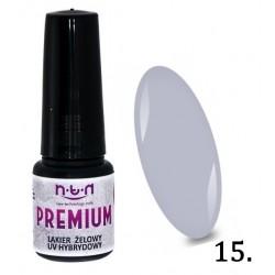 15. NTN Lakier żelowy UV - PREMIUM 6ml