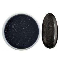 Akryl BLACK z drobinkami nr 9