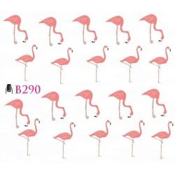 Naklejki wodne B290