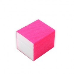 Kostka polerska mini 120/120 Pink
