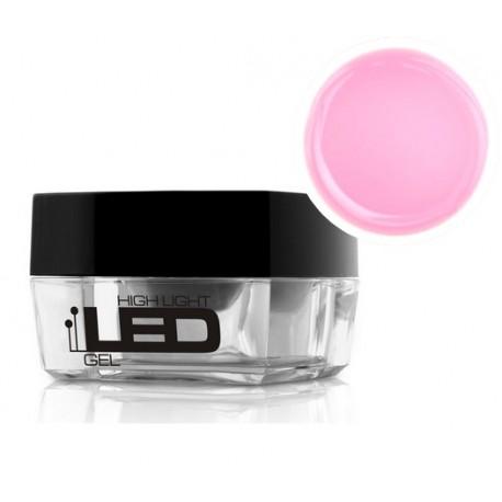 Żel High Light LED Pink 30g -Silcare