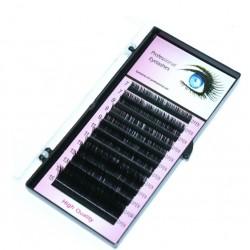 Rzęsy z norek Mink 0,10 D- 7 - 15mm
