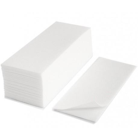 Paski do depilacji z włókniny CIĘTE 100szt.