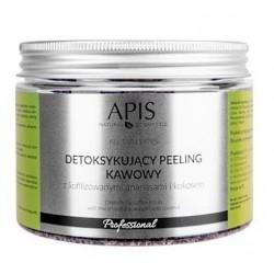 APIS Detoksujacy Peeling Kawowy Ananas 300g