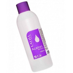 Aceton kosmetyczny truskawkowy 1000ml Lalill