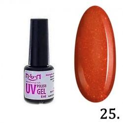 19. NTN Lakier żelowy UV -  6ml