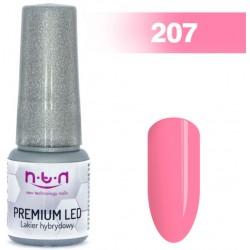 207. NTN Lakier żelowy LED/UV - PREMIUM 6ml