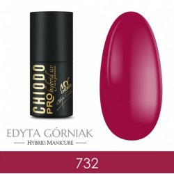 CHIODO PRO RED COLOR 732 -  7ML