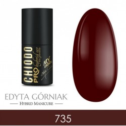 CHIODO PRO RED COLOR 735 CHOCOLATE CAKE 7ML