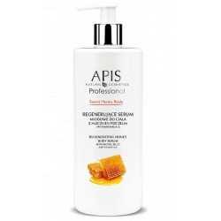 Apis Sweet Honey Body Regenerujące Serum do ciała 300ml