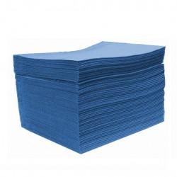 Jednorazowe serwety niebieskie - Euronda