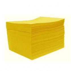 Jednorazowe serwety żółte - Euronda