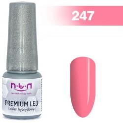 246. NTN Lakier żelowy LED/UV - PREMIUM 6ml