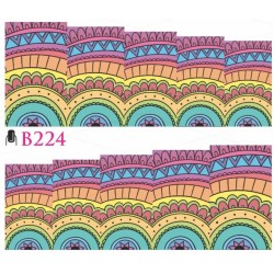 Naklejki wodne B224