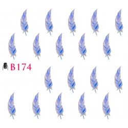 Naklejki wodne B174
