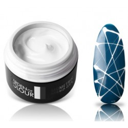 Spider Gel - Hybrid Gel Geometric White 5g