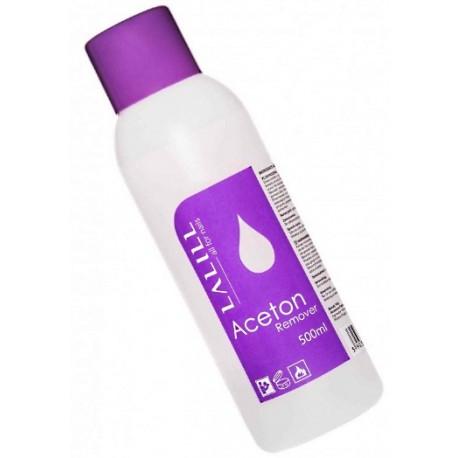 Aceton kosmetyczny truskawkowy 100ml Lalill