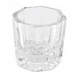 Kieliszek szklany do liquidu, henny
