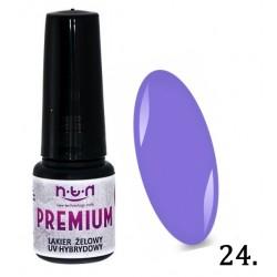 23. NTN Lakier żelowy UV - PREMIUM 6ml