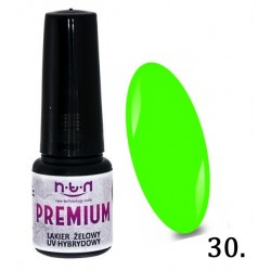 29. NTN Lakier żelowy UV - PREMIUM 6ml