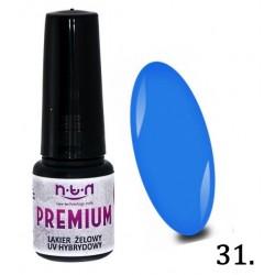 30. NTN Lakier żelowy UV - PREMIUM 6ml