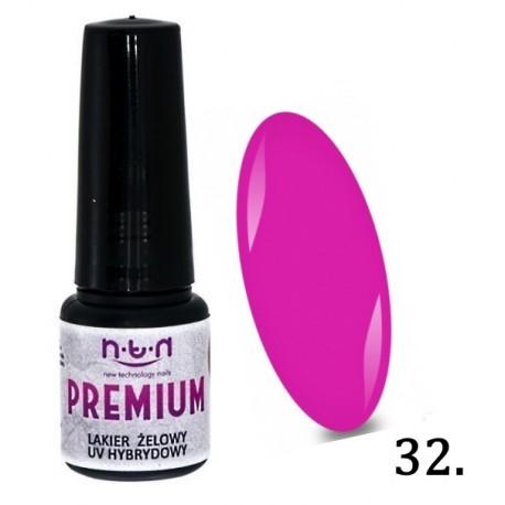 31. NTN Lakier żelowy UV - PREMIUM 6ml