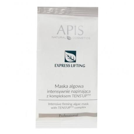 APIS Express Lifting maska algowa intensywnie napinająca z kompleksem TENS'UP 15g