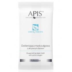APIS Oxy O2 Terapis Dotleniająca Maska Algowa Z Aktywnym Tlenem, 20g