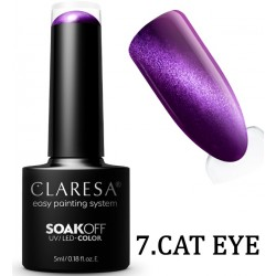 CAT EYE CLARESA UV/LED 5ml - 7