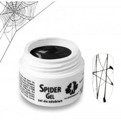 Spider Gel - Black 5g - AllePaznokcie