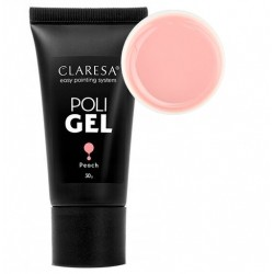 POLY Gel Claresa Peach - 30g