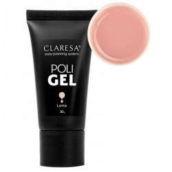 POLY Gel Claresa Latte - 30g
