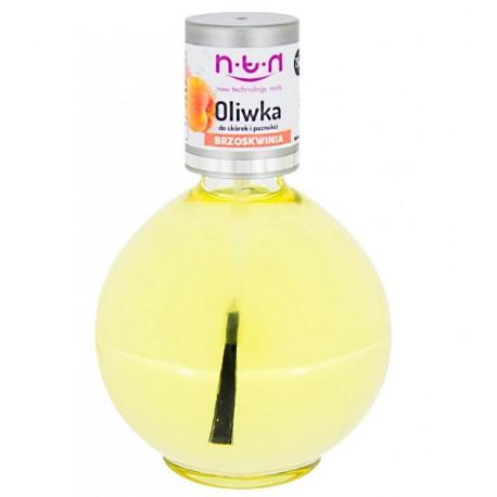 Oliwka do skórek i paznokci NTN 75 ml Wiśnia