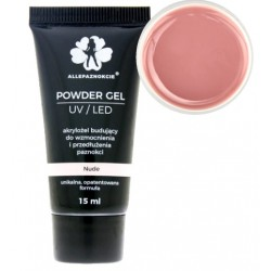 Akrylożel POWDER GEL- Nude 15ml