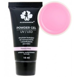 Akrylożel POWDER GEL- French Pink 15ml