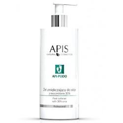 APIS API-PODO Żel zmiękczający do stóp z mocznikiem 30%