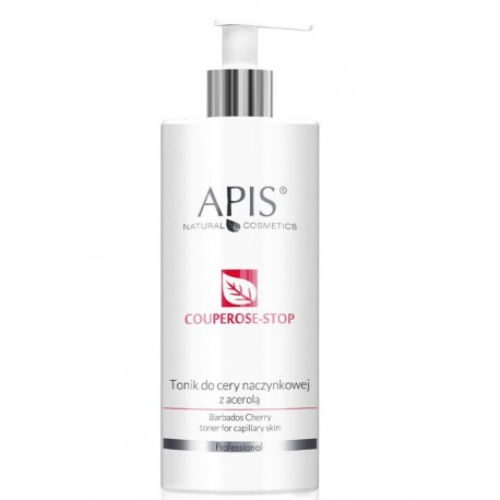 APIS Couperose- Stop Tonik do Cery Naczynkowej z acerolą 500ml