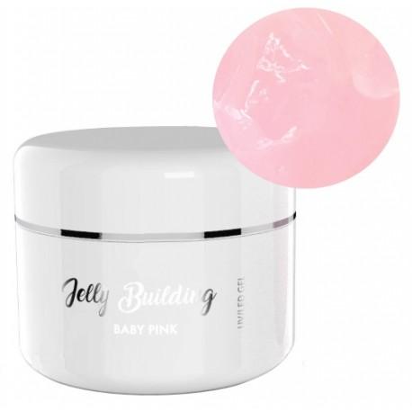 Żel Galaretka Jelly Building Baby Pink 5ml LED/UV