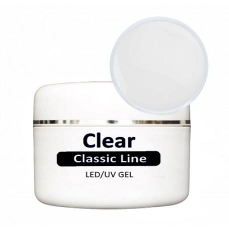 Żel LED/UV - BUILDING CLEAR - 50ml