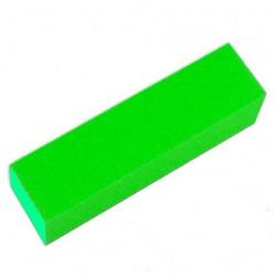 Blok polerski  neonowy zielony