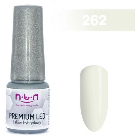261. NTN Lakier żelowy LED/UV - PREMIUM 6ml