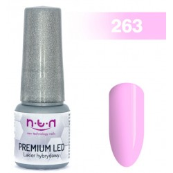 262. NTN Lakier żelowy LED/UV - PREMIUM 6ml