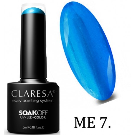 CLARESA MERMAID UV/LED 5ml - 06