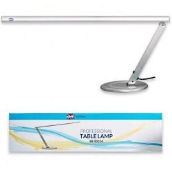 RONNEY Lampa bezcieniowa LED srebrna - 10W
