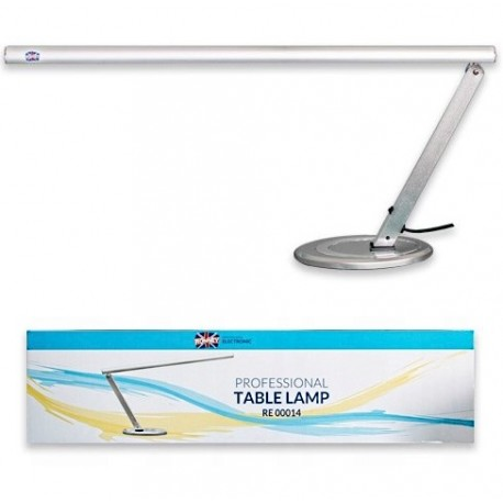 Lampa bezcieniowa LED srebrna - 6W -10W