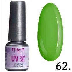 61. NTN Lakier żelowy UV - 6ml
